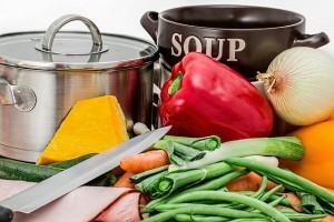 groentesoep voor een gezond 2016
