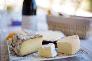een hartige keuze bij het kerstdiner, de kaasplank