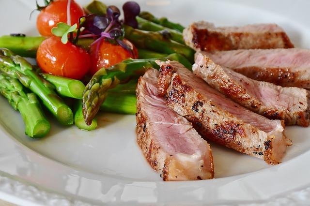 Gevoelig voor koolhydraten, eet meer eiwitten