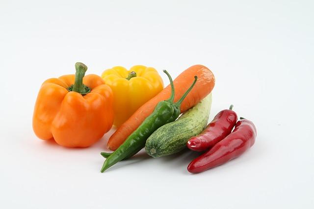 acellulaire koolhydraten uit groenten en fruit